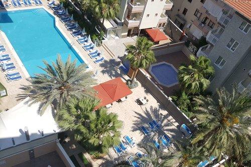 Тур в Carmen Suite Hotel 3☆ Туреччина, Аланія
