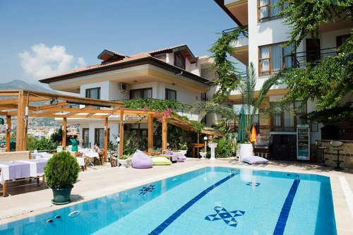 Гарячий тур в Villa Sonata Apart Hotel 3☆ Туреччина, Аланія