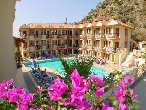 Тур в Belcehan Beach Hotel 4☆ Турция, Фетхие