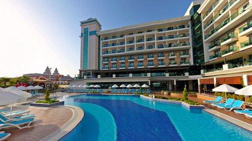 Тур в Luna Blanca Resort & Spa 5☆ Турция, Сиде