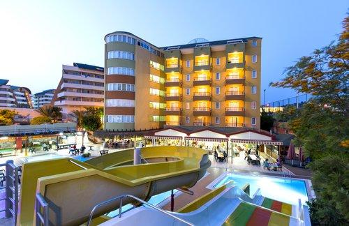Гарячий тур в Magnolia Hotel Alanya 4☆ Туреччина, Аланія