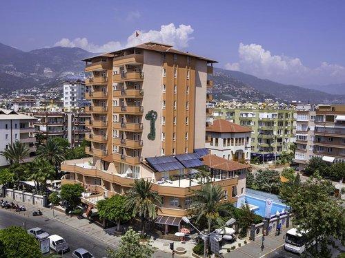 Тур в May Flower Apart Hotel 3☆ Турция, Алания