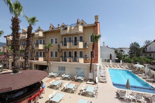 Тур в Fidan Hotel & Apartments 3☆ Турция, Мармарис