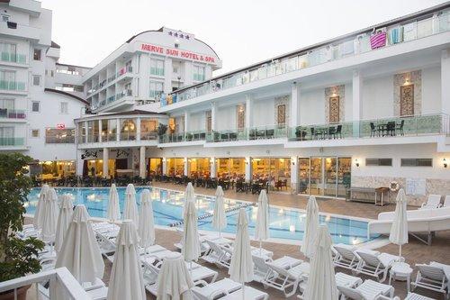 Тур в Merve Sun Hotel & Spa 4☆ Турция, Сиде