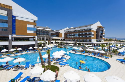 Тур в Terrace Elite Resort 5☆ Туреччина, Сіде