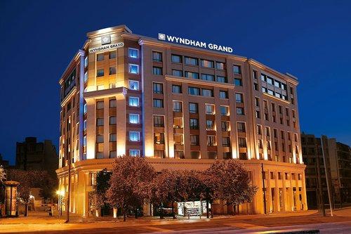 Тур в Wyndham Grand Athens Hotel 5☆ Греція, Афіни