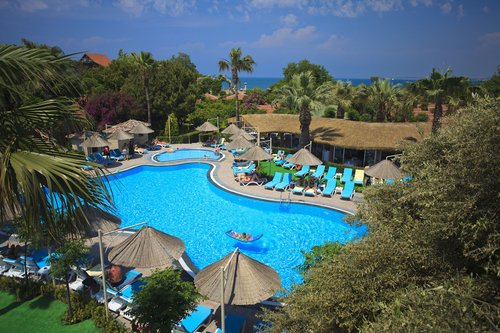 Тур в Can Garden Beach Hotel 4☆ Турция, Сиде