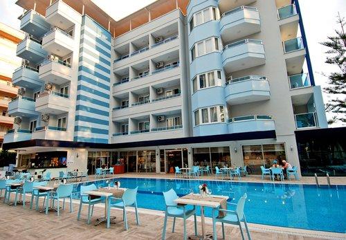Тур в Kleopatra Ramira Hotel 4☆ Турция, Алания