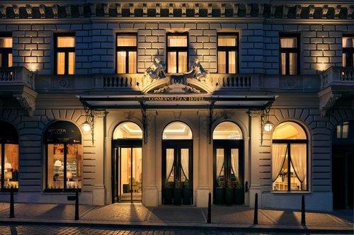 Тур в Cosmopolitan Hotel Prague 5☆ Чехия, Прага