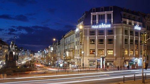 Тур в Occidental Praha Wilson Hotel 5☆ Чехия, Прага