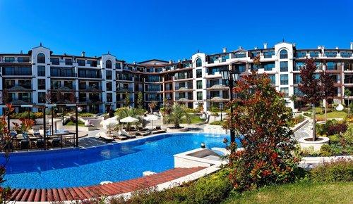Тур в Boutique Rose Gardens Beach & Spa Hotel 3☆ Болгария, Поморие