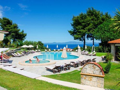 Тур в Alkyon Resort 4☆ Греция, Халкидики – Кассандра