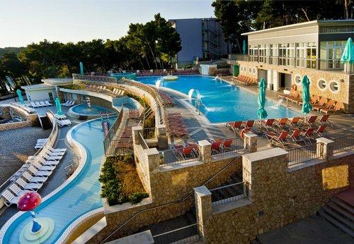 Тур в Vespera Family Hotel 4☆ Хорватия, о. Лошинь