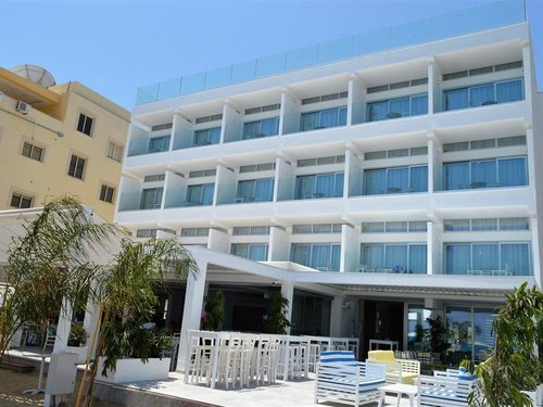 Тур в Island Boutique Hotel 4☆ Кипр, Ларнака