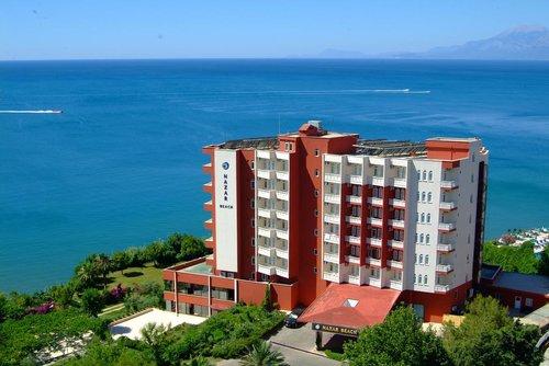 Тур в Nazar Beach City & Resort Hotel 3☆ Турция, Анталия