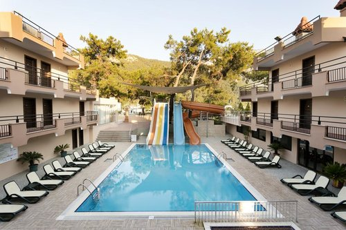 Тур в Alerya Belport Beach Hotel 4☆ Турция, Кемер