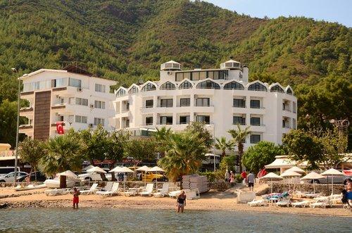 Тур в Class Beach Hotel 3☆ Турция, Мармарис