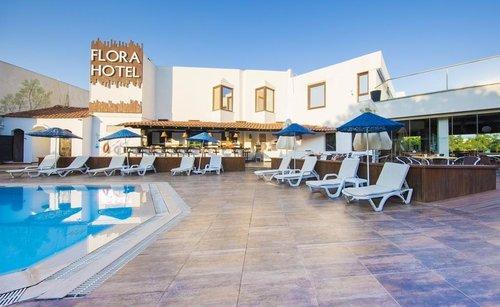 Тур в Club Flora Hotel 3☆ Турция, Бодрум