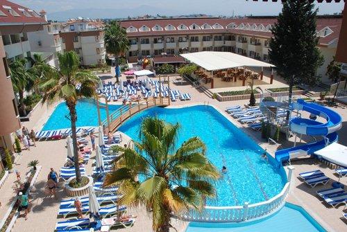 Гарячий тур в Side Yesiloz Hotel 4☆ Туреччина, Сіде