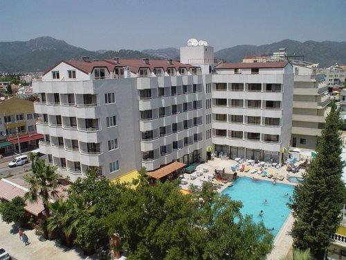 Горящий тур в Intermar Hotel 3☆ Турция, Мармарис