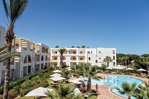 Тур в Delfino Beach Resort & Spa 4☆ Тунис, Хаммамет