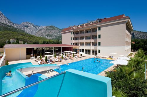 Гарячий тур в Castle Park Hotel Beldibi 3☆ Туреччина, Кемер