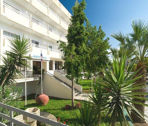 Тур в Marion Hotel 2☆ Кипр, Пафос