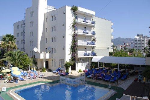 Тур в Serin Hotel Marmaris 3☆ Турция, Мармарис