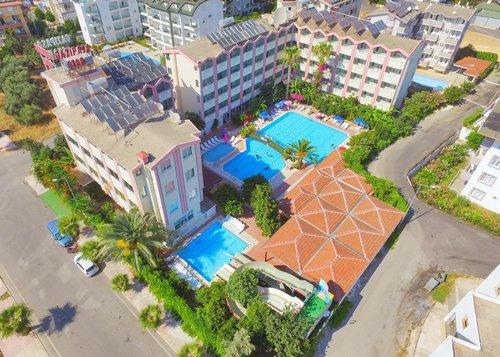 Гарячий тур в Gazipasa Star Hotel & Apartments 3☆ Туреччина, Сіде