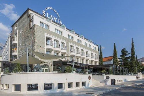 Тур в Grand Hotel Slavia 4☆ Хорватия, Башка Вода