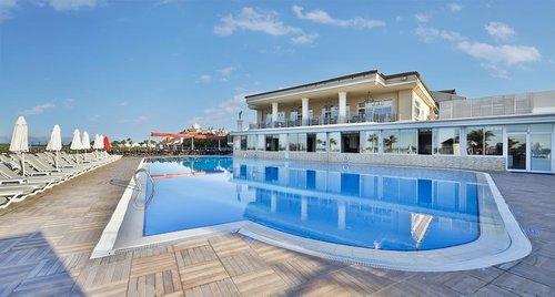 Тур в Throne Seagate Belek Hotel 5☆ Турция, Белек