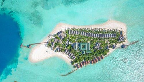 Горящий тур в Dhigufaru Island Resort 5☆ Мальдивы, Баа Атолл