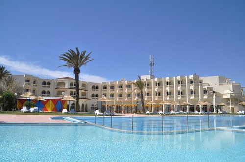 Тур в Neptunia Beach 3☆ Тунис, Монастир