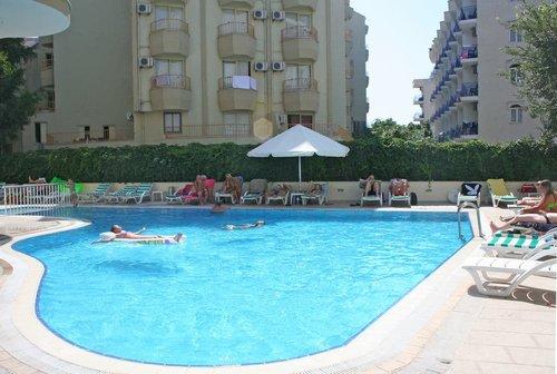 Тур в Cihanturk Hotel 3☆ Турция, Мармарис