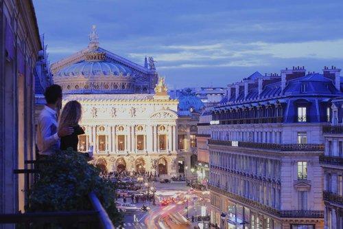 Тур в Edouard 7 4☆ Франція, Париж
