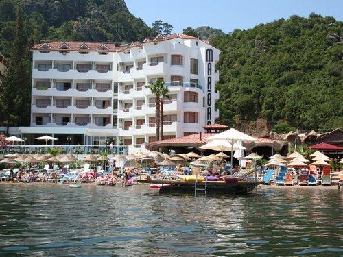 Тур в Mar-bas Hotel (Marbas) 3☆ Турция, Мармарис