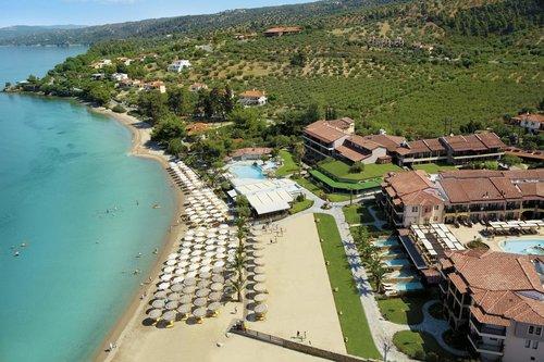 Тур в Anthemus Sea Beach Hotel & Spa 5☆ Греция, Халкидики – Ситония