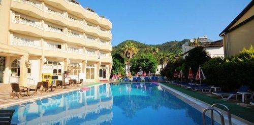 Тур в Club Selen Hotel Icmeler 3☆ Турция, Мармарис