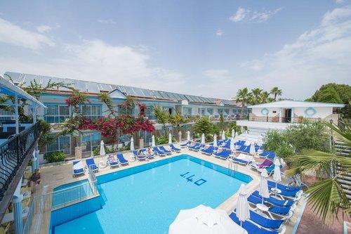 Тур в Sunberk Hotel 3☆ Турция, Сиде