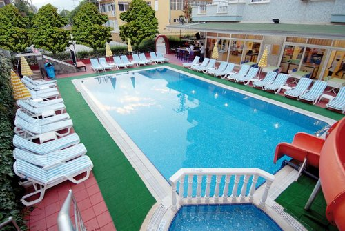 Тур в Alanya Risus Park Hotel 3☆ Турция, Алания