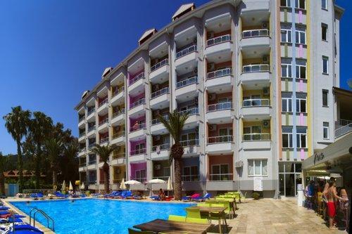 Тур в Vela Hotel Icmeler 3☆ Турция, Мармарис