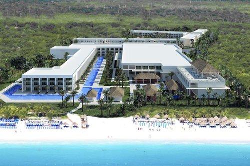 Тур в Platinum Yucatan Princess All Suites & Spa Resort 5☆ Мексика, Ривьера Майя