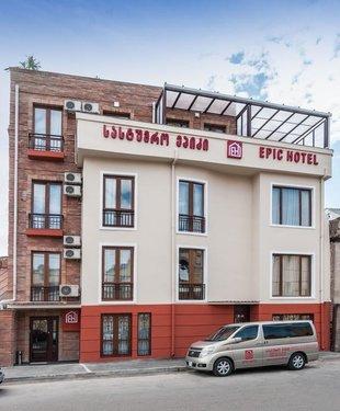 Тур в Epic Hotel 3☆ Грузия, Тбилиси