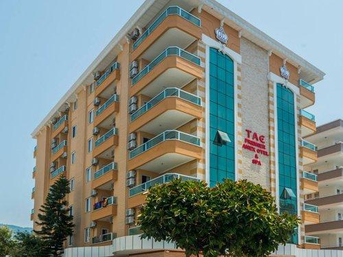 Гарячий тур в Cleopatra Tac Hotel & Spa 3☆ Туреччина, Аланія