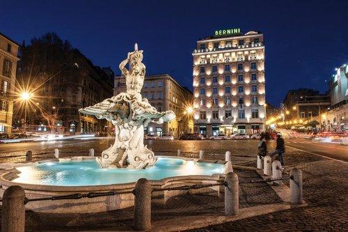 Тур в Sina Bernini Bristol 5☆ Італія, Рим