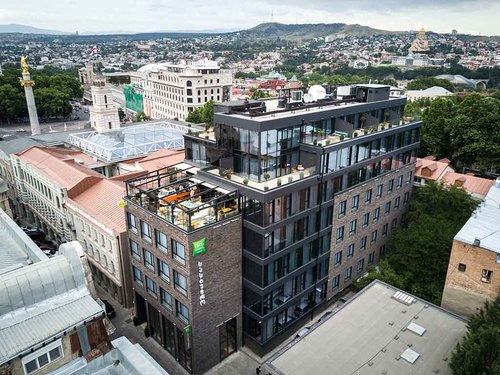 Тур в Ibis Styles Tbilisi Center 3☆ Грузия, Тбилиси