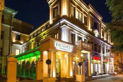 Горящий тур в De Volan Boutique Hotel 3☆ Украина, Одесса