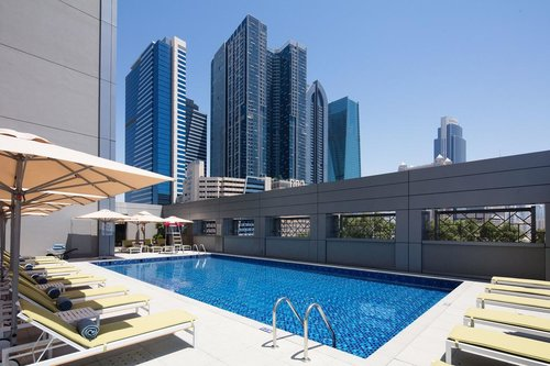 Тур в Rove Trade Centre 3☆ ОАЕ, Дубай