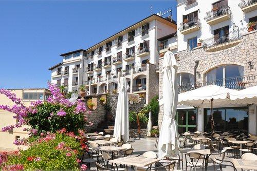 Горящий тур в Parc Hotel Ariston & Palazzo Santa Caterina 4☆ Италия, о. Сицилия