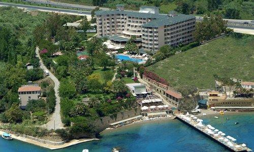 Тур в Q Aventura Park Hotel 5☆ Турция, Алания